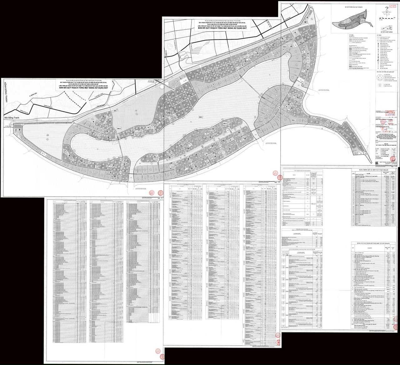 Quy hoạch chi tiết Vinhome Long Beach Cần Giờ